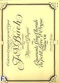 Ok�adka: Bach Johann Sebastian, Oeuvres completes pour orgue vol. 7