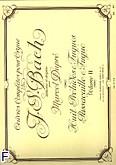 Okładka: Bach Johann Sebastian, Oeuvres completes pour orgue vol 2 preludes et fugues/passacaille et fugue