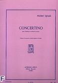 Okładka: Spisak Michał, Concertino