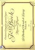 Ok�adka: Bach Johann Sebastian, Oeuvres completes pour orgue vol. 9 18 chorals de Liepzig
