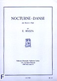 Okładka: Bozza Eugene, Nocturne - Danse