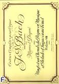 Okładka: Bach Johann Sebastian, Oeuvres completes pour orgue vol. 8