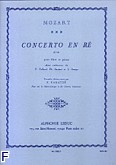 Okładka: Mozart Wolfgang Amadeusz, Concerto D-dur K314