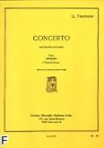 Okładka: Tourneur Georges, Concerto d'apres mozart 1ere partie