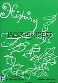 Okładka: Ibert Jacques, Histoires recueil