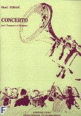 Okładka: Tomasi Henri, Concerto pour trompette en Ut et orchestre