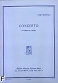 Okładka: Bonneau Paul, Concerto