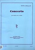 Ok�adka: Challan Ren�, Concerto