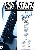 Okładka: Darizcuren Francis, Bass Styles : 23 Grooves - Guitare Basse