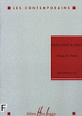 Okładka: Canat De Chizy, La Danse de l'Aube - Contrebasse solo