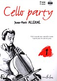 Ok�adka: Allerme Jean-Marc, Cello Party Vol.1 (+ CD) - Violoncelle et Piano
