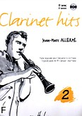 Okładka: Allerme Jean-Marc, Clarinet Hits Vol.2 (+CD) - Clarinette et Piano
