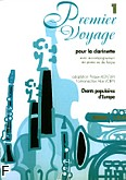 Okładka: , Premier Voyage... Clarinette et Piano Vol.1