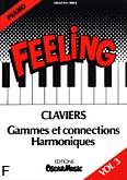 Okładka: Sebastian Derek, Feeling 3 : Gammes et Connexions Harmoniques