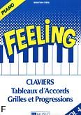 Okładka: Sebastian Derek, Tableaux d'Accords, Grilles, Progressions