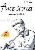 Okładka: Allerme Jean-Marc, Flute Stories, Vol.2