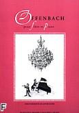 Ok�adka: Offenbach Jacques, Offenbach pour Flute et Piano