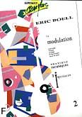 Okładka: Boell Eric, Pratique d'Improvisation vol. 2 : Modulation