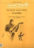 Okładka: Lennon John, Blackbird - 5 Guitares Arrgt. COUASNON Andre