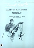 Ok�adka: Lennon John, Yesterday - 5 Guitares Arrgt. Couasnon Andre