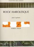 Okładka: Politi Adrien, Rock'Ambolesque - 3 Guitares
