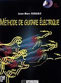 Ok�adka: Renault Jean-Marc, M�thode de Guitare �lectrique (+ CD)