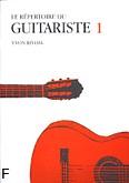 Okładka: Rivoal Yvon, Répertoire du Guitariste Vol.1