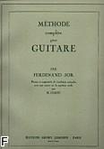 Ok�adka: Sor Fernando, M�thode Complete de Guitare
