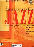 Okładka: Vaillot Thierry, Larbier Patrick, Improvisation Jazz vol. 1 (+ 2 CD)