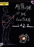 Okładka: Vaillot Thierry, Larbier Patrick, Lemoine Antoine-Henry, Méthode de Guitare Jazz (+ CD)