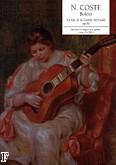 Okładka: Coste Napoleon, Boléro - Extrait de la Grande Sérénade op.30
