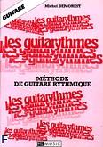 Ok�adka: Demorest Michel, Les Guitarythmes