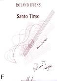 Okładka: Dyens Roland, Santo Tirso - solo