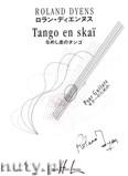 Ok�adka: Dyens Roland, Tango en Skai - solo