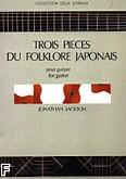 Okładka: Jackson Jonathan, Trois Pieces du Folklore Japonais