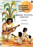 Ok�adka: Rivoal Yvon, Chansons et Danses d'Am�rique Latine vol. B - 2 Guitares