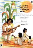 Ok�adka: Rivoal Yvon, Chansons et Danses d'Am�rique Latine vol. C - 2 Guitares