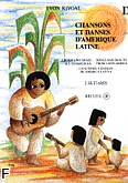 Ok�adka: Rivoal Yvon, Chansons et Danses d'Am�rique Latine vol. D - 2 Guitares