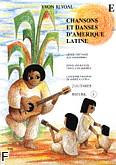 Okładka: Rivoal Yvon, Chansons et Danses d'Amérique Latine vol.E - 2 Guitares