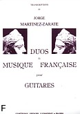 Okładka: , Duos de Musique Française - Debussy, Lully