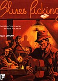 Okładka: Giroux Alain, Le Blues Picking (+ CD)