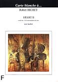 Ok�adka: Bichet Robert, D�sert II