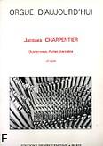 Okładka: Charpentier Jacques, Ouvrez-vous, Portes Eternelles