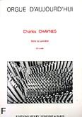 Okładka: Chaynes Charles, Vers la Lumiere
