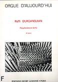 Okładka: Ourgandjian Raffi, Polyphonies en Echo