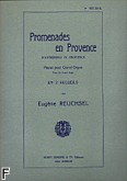 Okładka: Reuchsel Eugene, Promenades en Provence nr 1