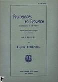 Ok�adka: Reuchsel Eugene, Promenades en Provence nr 1