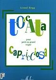 Ok�adka: Rogg Lionel, Toccata Capricciosa