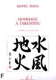 Okładka: Rogg Lionel, Hommage a Takemitsu