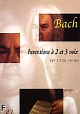 Okładka: Bach Johann Sebastian, INVENTIONS a 2 et 3 Voix - URTEXT